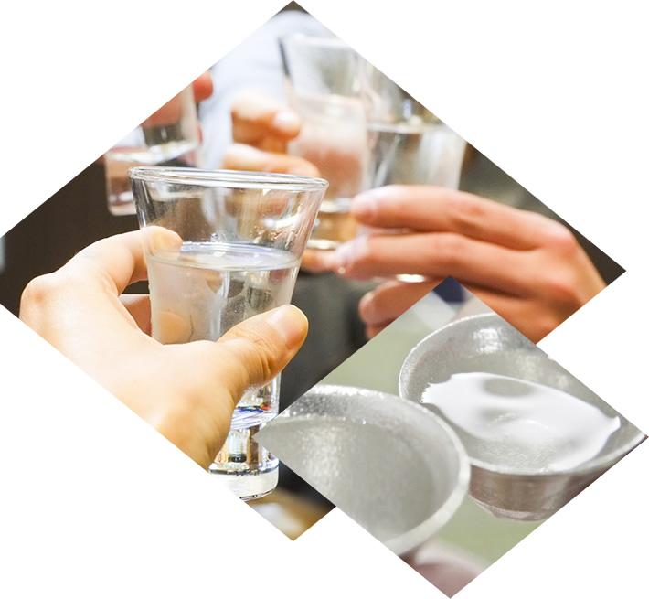 日本酒好きのお友達と、グループ購入も